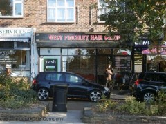 West Finchley Hair Salon, exterior picture