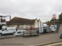 Highams Park Overground Station image