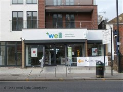 Well Pharmacy, exterior picture