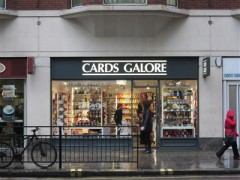 Cards Galore, exterior picture