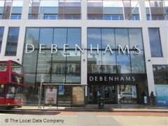Debenhams, exterior picture