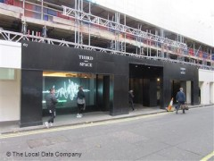 The Third Space, exterior picture