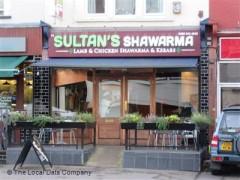 Sultan's Shawarma image