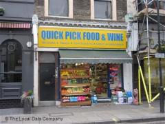 Quick Pick Food & Wine image