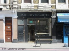 MacIntyre Coffee, exterior picture