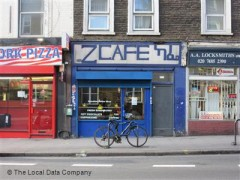 Z Cafe, exterior picture