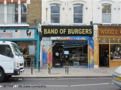 Band Of Burgers, exterior picture