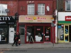 Time Pizza , exterior picture