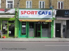 Sport Cafe, exterior picture