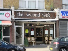 The Second Wife image