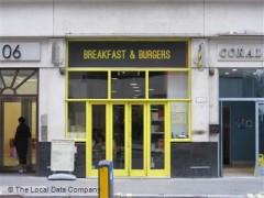 Breakfast & Burgers image