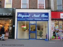 Elegant Nail Bar Exterior Picture