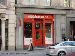 Hummus Bros. image
