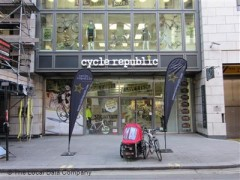 Cycle Republic, exterior picture