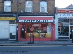 Patty Palace, exterior picture