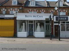 Betty McCaul, exterior picture