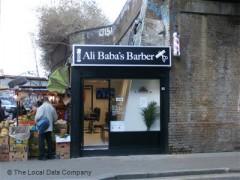 Ali Baba's Barber image