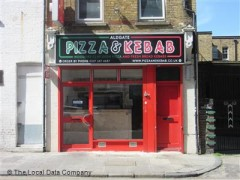 Aldgate Pizza & Kebab image