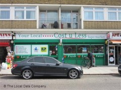 Cost U Less >> Cost U Less 106 108 White Horse Lane London Convenience Stores