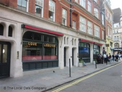 Burger & Lobster, exterior picture