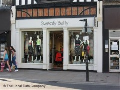 Sweaty Betty, exterior picture