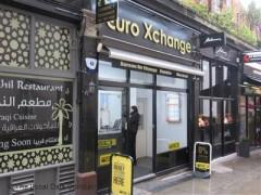 Euro xchange knightsbridge green london bureaux de change