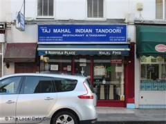 Taj Mahal Indian Tandoori, exterior picture