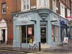 Becky's Pizza image