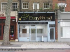 Easy World, exterior picture