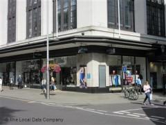 Kensington High Street London