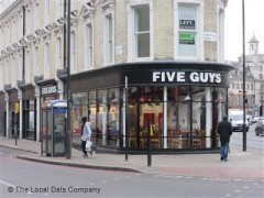 Five Guys Exterior Picture