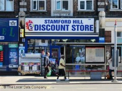 Stamford Hill Discount Store image