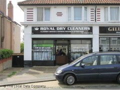 Royal Dry Cleaners, exterior picture