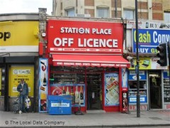 Station Place Off Licence image