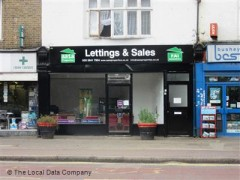 Aaza Lettings & Sales, exterior picture