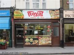 Royal Chicken Pizza 381 Hoe Street London Fast Food