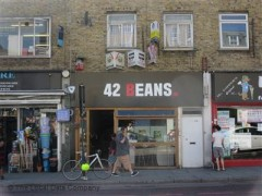 42 Beans, exterior picture