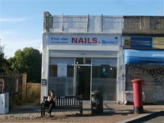 Five Star Nails & Beauty , exterior picture
