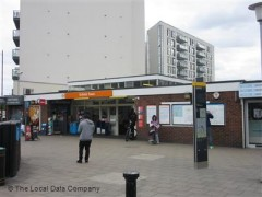 Enfield Town Overground Station image