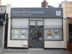 Gants Hill Funeralcare, exterior picture