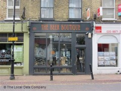 The Beer Boutique, exterior picture