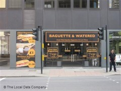 Baguette & Watered image