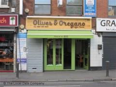 Olives & Oregano image