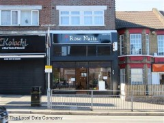 Rose Nails, 37 Longbridge Road, Barking - Nail Salons near Barking ...