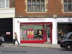 Wendy's Nails image