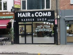 Hair & Comb image