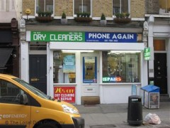 The Best Dry Cleaners, exterior picture