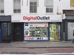 Digital Outlet, exterior picture