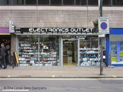 Electronics Outlet, exterior picture