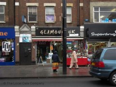 Glamour UK, exterior picture